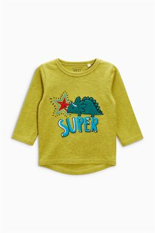 Long Sleeve Top (3mths-6yrs)