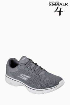 Skechers® Charcoal Go Walk 4