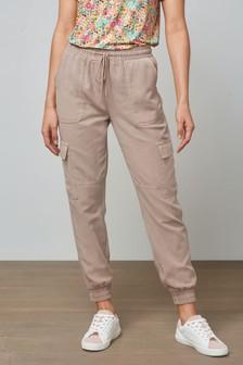 Karen Millen Velvet Detail Trouser