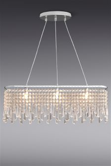 Lucy 3 Light Linear Pendant