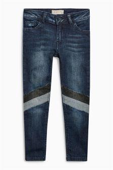 Motorcross Skinny Jeans (3-16yrs)
