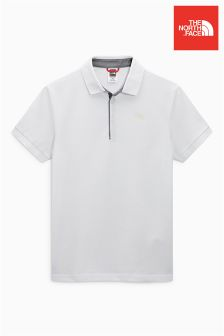 The North Face® White Polo