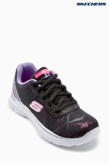 Skechers® Glitter Skech Appeal Lace Up