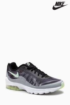 Nike Black/Mint Air Max Invigor