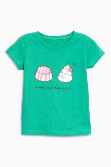 Short Sleeve Graphic T-Shirt (3mths-6yrs)