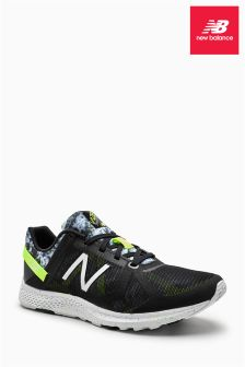 New Balance Grey/Green Gym 77V