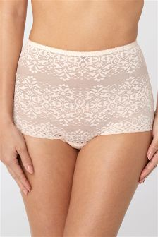 Light Control Lace Shorts