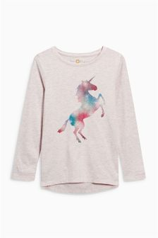 Long Sleeve Graphic T-Shirt (3-16yrs)