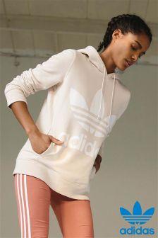 adidas Originals Linen Trefoil Hoody