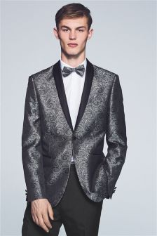 Mens Skinny Fit Suits | Mens Textured Skinny Fit Suits | Next UK