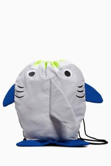 Shark Swim Bag