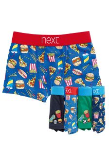 Fast Food Trunks Five Pack (2-16yrs)