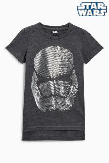 Silver Storm Trooper T-Shirt (3-14yrs)