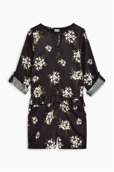 Printed Tencel® Playsuit (3-16yrs)