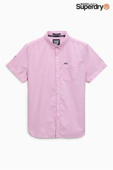 Superdry Short Sleeve Oxford Shirt