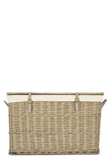 Natural Willow Extra Large Storage Trunk
