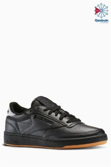 Reebok Black Club C Diamond Trainer