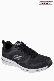 Skechers® Black Burst 2.0 Memory Foam Trainer
