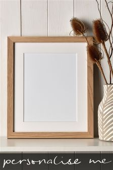 Add On Wooden Frame By Letterfest