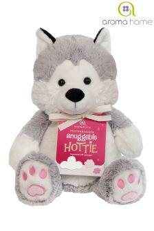 Aroma Home Snuggable Hottie Huskey