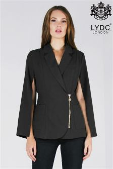Lydc Split Cape Sleeve Blazer