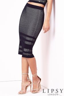 Lipsy Knitted Skirt