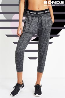 Bonds Sport Roll Down Textured Legging
