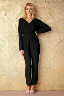 Mela Loves London Buckle Jumpsuit