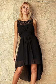 Mela Loves London High Low Lace Dress