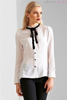 Urban Bliss Ruffle Blouse
