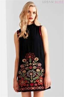 Urban Bliss Embroidered Dress