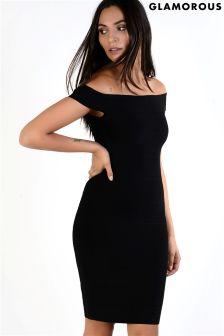 Glamorous Bardot Bandage Dress