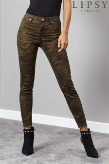 Lipsy Camouflage Jeans