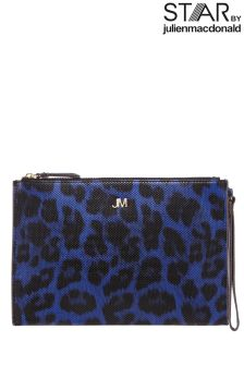 Star By Julien Macdonald Leopard Print Clutch