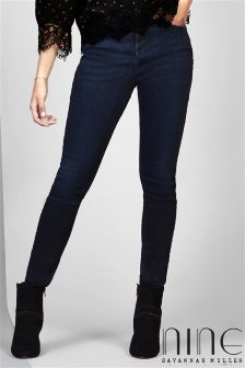 Nine By Savannah Miller High Wasited Super Skinny Jeans