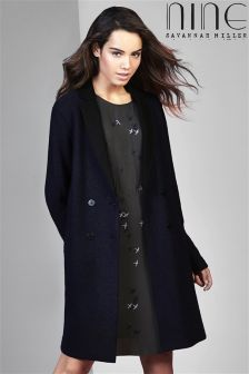 Nine By Savannah Miller Light Weight City Coat