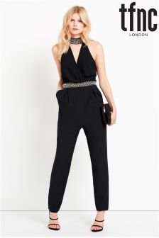 tfnc High Neck Jumpsuit