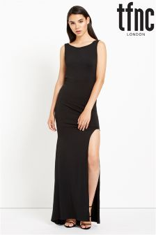 tfnc Backless Maxi Dress