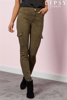 Lipsy Cargo Skinny Jeans