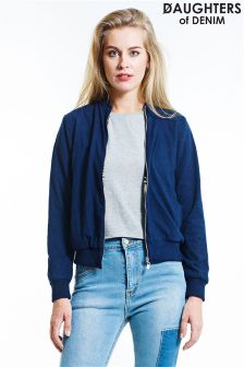 Daughters Of Denim Bomber Jacket
