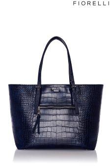 Fiorelli Croc Tote Bag