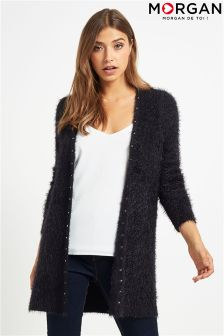 Morgan Studded Cardigan