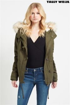 Tally Weijl Fur Parka