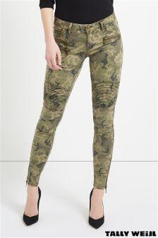 Tally Weijl Camo Jeans