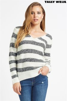Tally Weijl Stripe Jumper