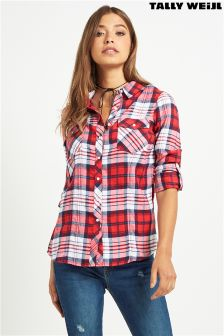 Tally Weijl Check Shirt