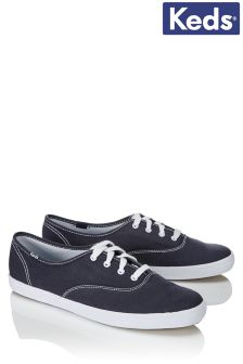 Keds Lace Up Casual Trainers