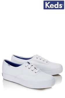 Keds Classic Lace Up Trainers