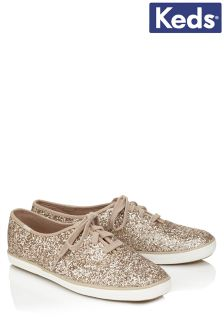 Keds Glitter Trainers