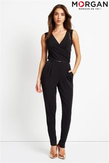 Morgan Belted Jumpsuit